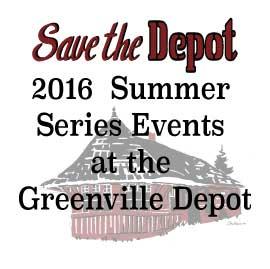 2016 Summer Series at the Depot